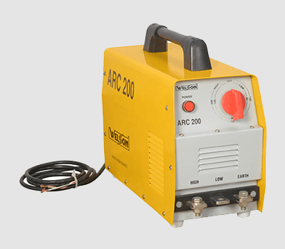 ARC 200 AMP 1 PHASE INVERTER WELDING